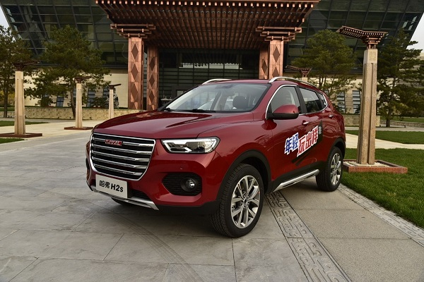 Цена на Haval H2s Red Label