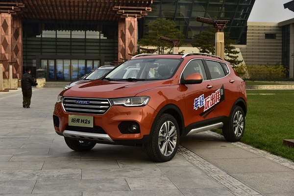 Цена на Haval H2s Blue Label