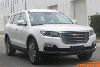 Haval H7L Red Label первые фото