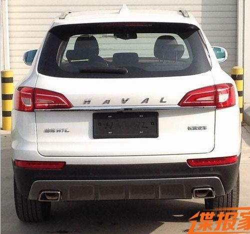 Haval H7L Red Label