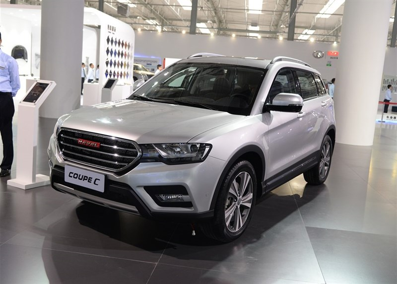 Haval Coupe C получит имя Haval H6 Coupe